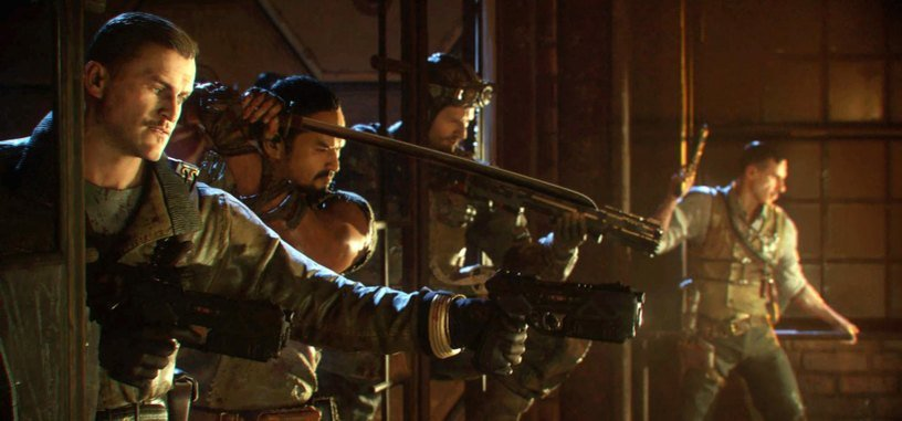 Revive el origen de los zombis en el mapa 'The Giant' de 'Call of Duty: Black Ops III'