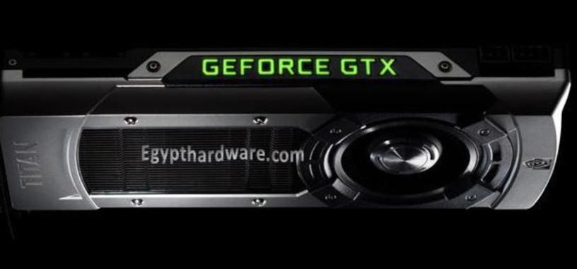 NVIDIA GeForce GTX Titan, la máxima potencia en tarjetas gráficas, se deja ver