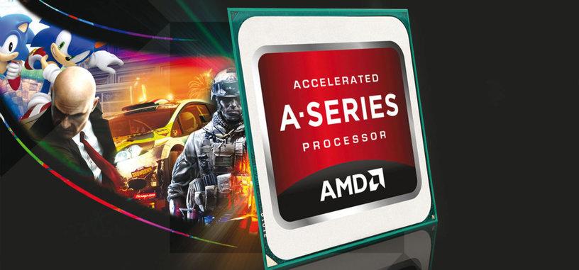 AMD renueva su gama de procesadores Serie A para portátiles, y HP es el primero en incluirlos