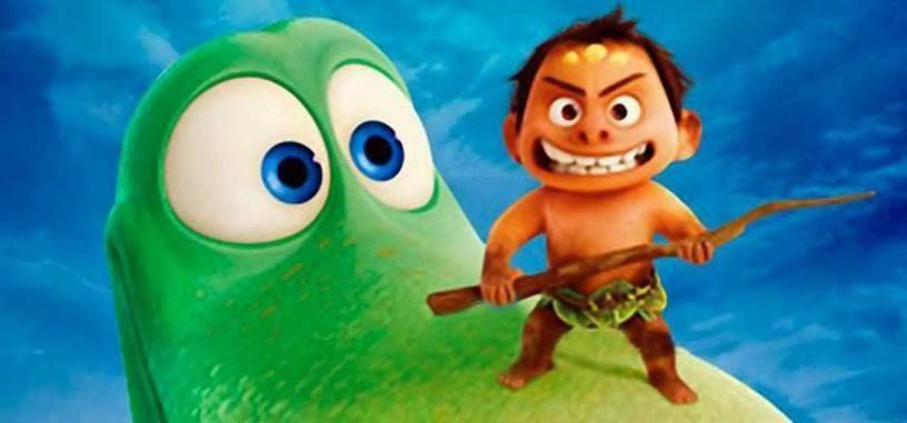 Lo nuevo de Pixar 'El viaje de Arlo' ya tiene tráiler completo