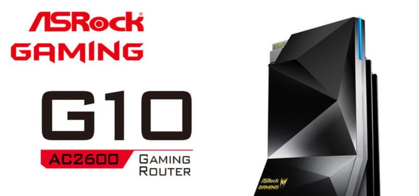 ASRock Gaming G10 es un router que puede ayudarte a controlar los dispositivos de tu casa