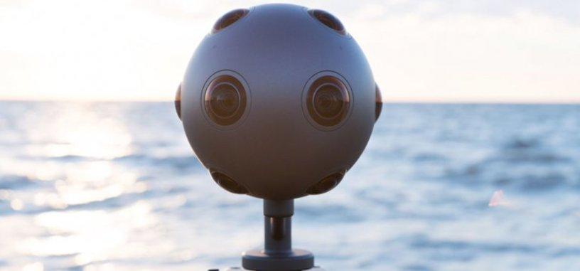 Nokia quiere demostrar de lo que es capaz su nueva cámara para realidad virtual Ozo