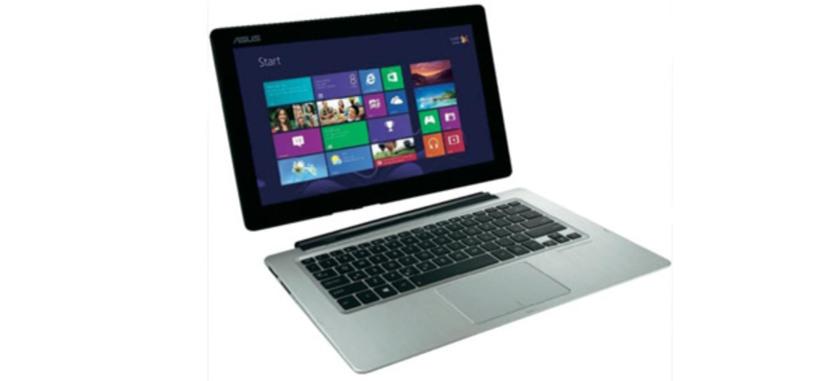 ASUS pondrá a la venta pronto su Transformer Book Windows 8, portátil y tableta en uno
