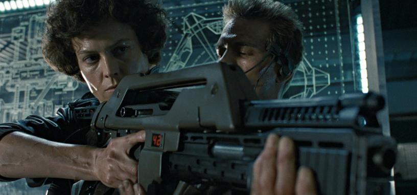 El rifle de pulsos M41A de 'Aliens: el regreso' es ahora un rifle real