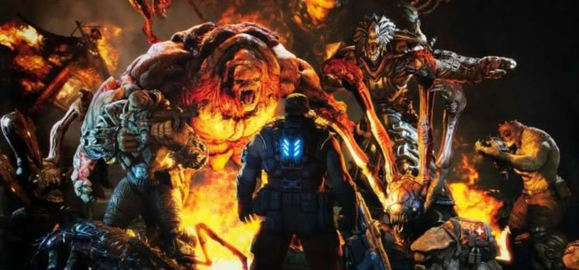 Hazte con toda la saga 'Gears of War' gracias a 'Gears of War Ultimate Edition'