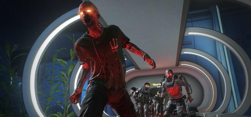 Los amigos se convierten en enemigos en el tráiler de 'Call of Duty: AW - Exo Zombies Descent'