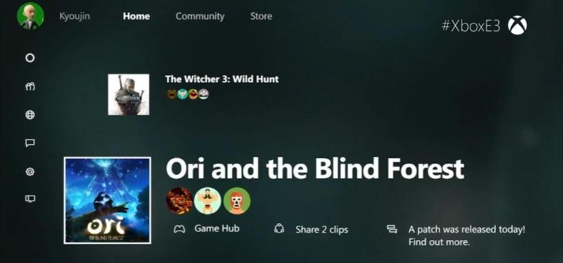 La beta de Windows 10 para Xbox One llegará en septiembre, la versión final en noviembre