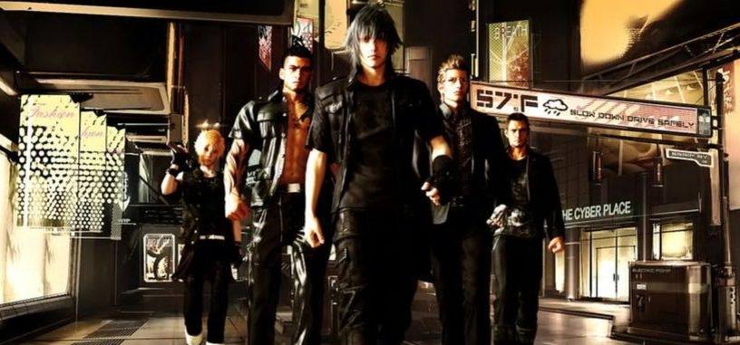El tráiler de 'Final Fantasy XV' para la Gamescom quiere llegarnos al corazón