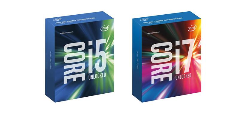 Intel presenta oficialmente los procesadores Skylake y el chipset Z170 [act]