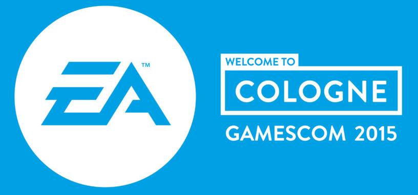 EA en el Gamescom: todos los trailers