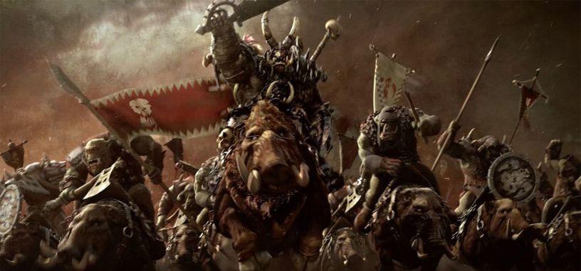 No hay nada más épico que el nuevo vídeo de batalla de 'Total War: Warhammer'