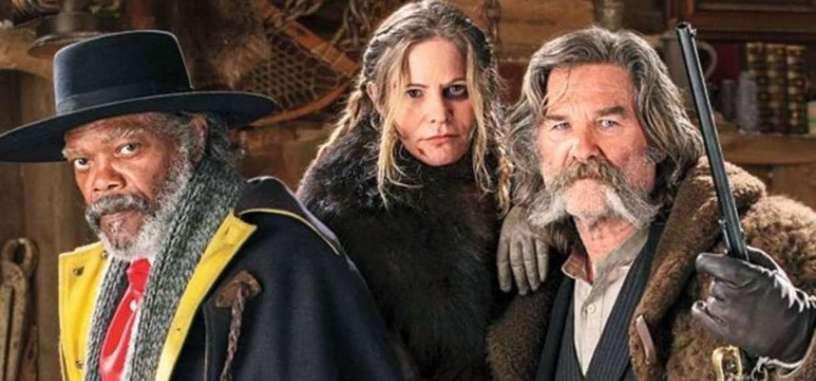 'The Hateful Eight' y 'El renacido' se filtran a las redes de torrent antes de su estreno