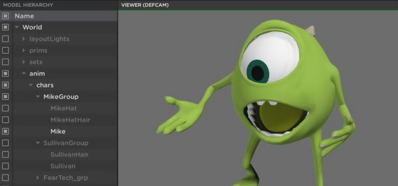 Tú también podrás crear películas como Pixar gracias a las herramientas que liberarán