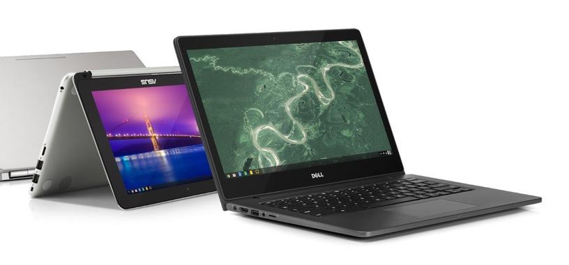 Google y Dell quieren demostrar que los Chromebooks están listos para el mundo empresarial