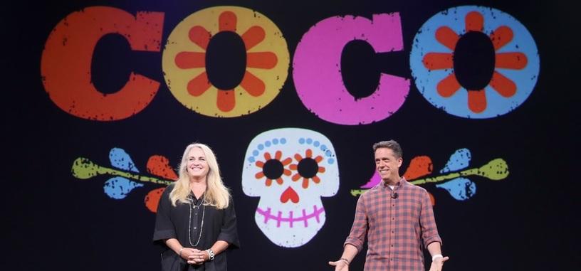 Pixar anuncia 'Coco', película de animación basada en el Día de los Muertos