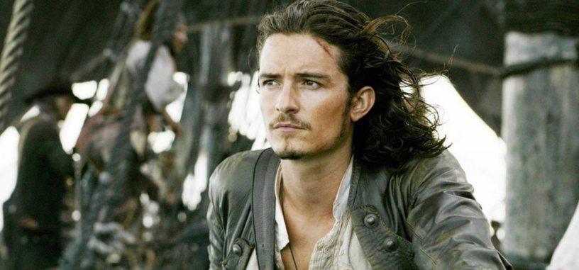 Orlando Bloom vuelve a 'Piratas del Caribe' para su quinta entrega