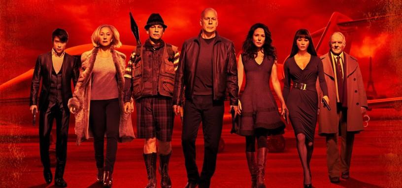 El cómic 'Red' pasará de la gran pantalla a la televisión