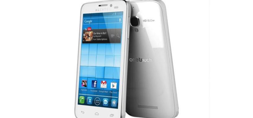Alcatel One Touch Snap y Alcatel One Touch Snap LTE