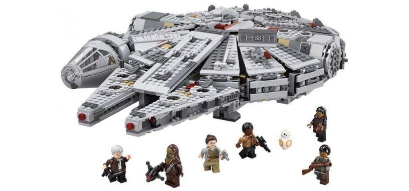 Podrás recrear 'Star Wars: el despertar de la Fuerza' con los nuevos sets de LEGO
