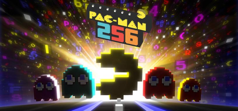'Pac-Man 256' ya está disponible de forma gratuita para teléfonos