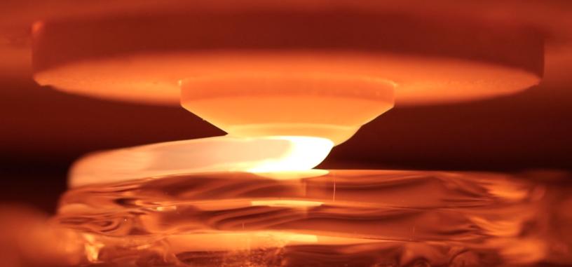 Ahora se puede también imprimir en 3D objetos de cristal