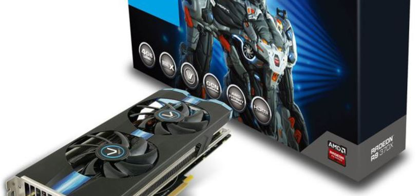 AMD también lanza la Radeon R9 370X, pero de momento sólo en China