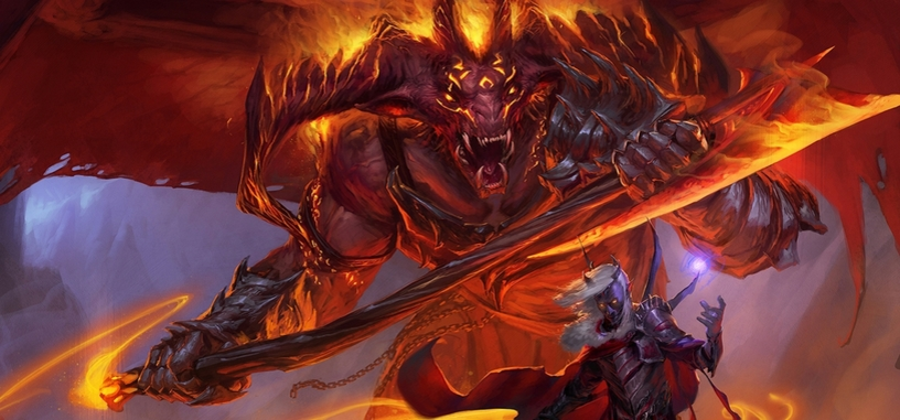 Nuevo tráiler de 'Dungeons & Dragons: Sword Coast Legends'