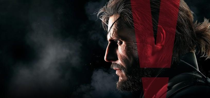 Big Boss se despide con el lanzamiento de 'Metal Gear Solid V: The Phantom Pain'