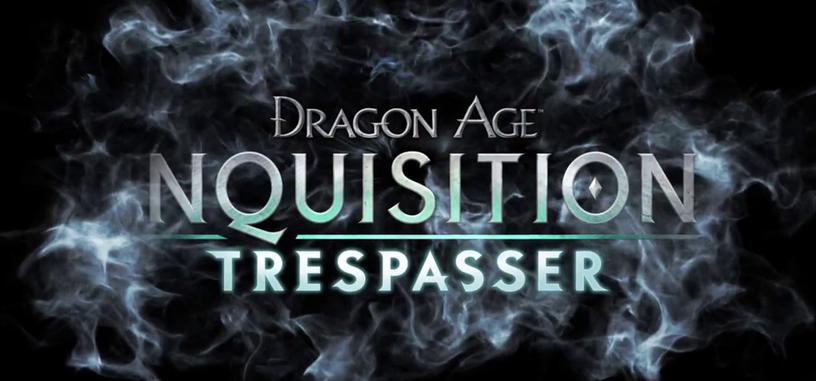 'Trespasser' es presentado con un tráiler como el último DLC para 'Dragon Age: Inquisition'
