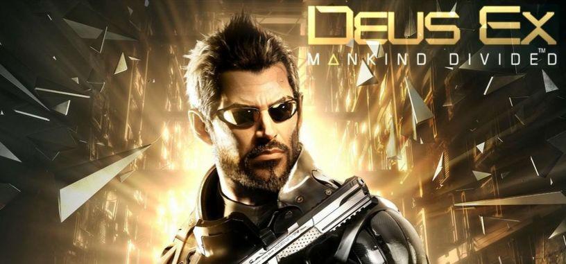 'Deus Ex: Mankind Divided' ya tiene fecha de salida y edición especial