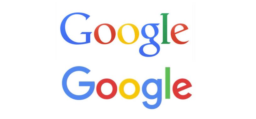 Google, el monstruo del minimalismo te ha engullido y ha escupido tu nuevo logo