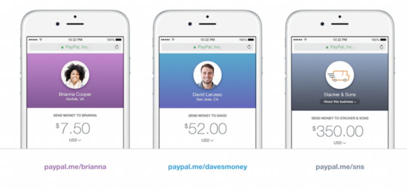 Paypal.me es la nueva forma de saldar cuentas con tus amigos de forma sencilla