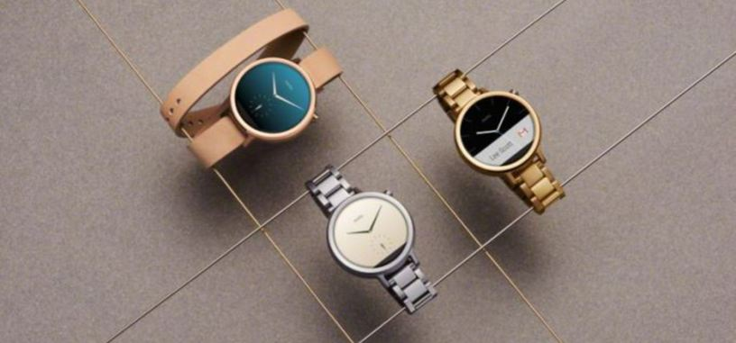Motorola renueva su colección de relojes inteligentes Moto 360 y añade una versión con GPS