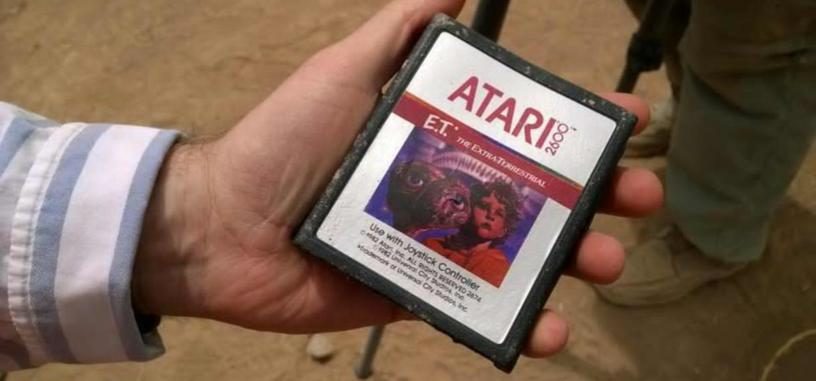 Los cartuchos de Atari enterrados se han vendido por 107.000 dolares en eBay