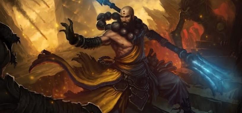 Kharazim el monje se une a 'Heroes of the Storm' junto con nuevas monturas y aspectos