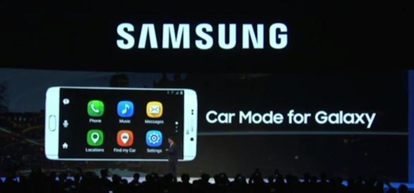 Samsung tiene su propio modo coche para los teléfonos Galaxy