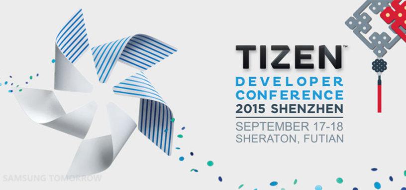 Samsung apuesta fuerte por Tizen, celebrará un congreso de desarrolladores este mes