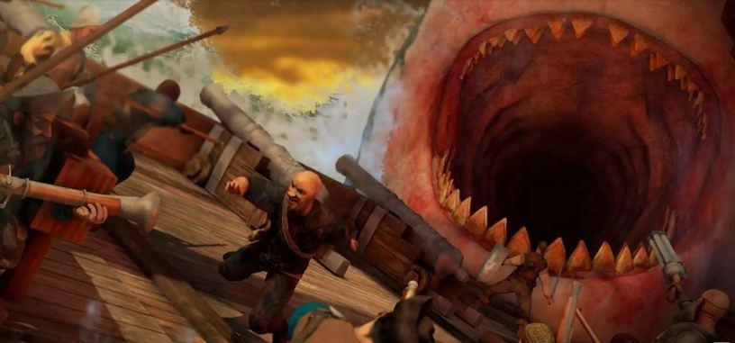 'Warhammer Man O'War: Corsair', los piratas llegan al Viejo Mundo