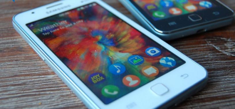 Estas imágenes del Samsung Z3 muestran que la compañía sigue apostando por Tizen