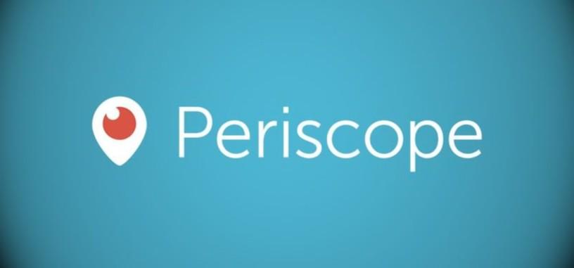 Periscope declara la muerte a los vídeos verticales añadiendo modo paisaje