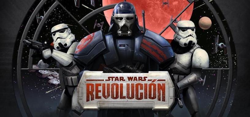 'Star Wars: Revolución' ya disponible para iOS y Android