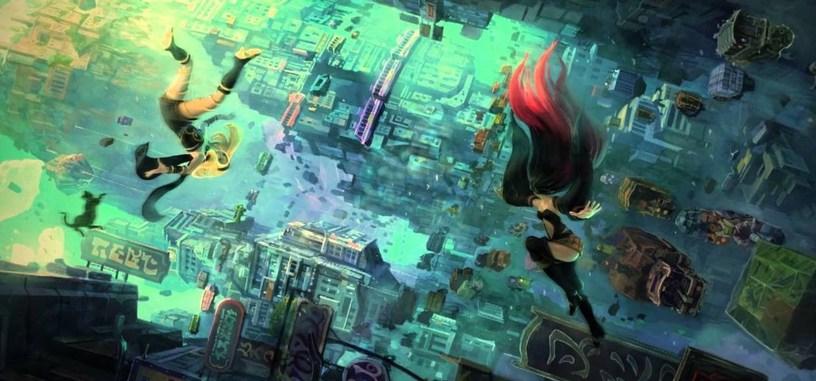 'Gravity Rush' y su secuela apuntan a PlayStation 4