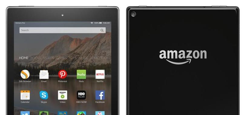La primera imagen de la nueva tableta Kindle Fire es más Android y menos Amazon