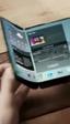 Samsung patenta un teléfono con pantalla plegable, que podría llegar en 2016