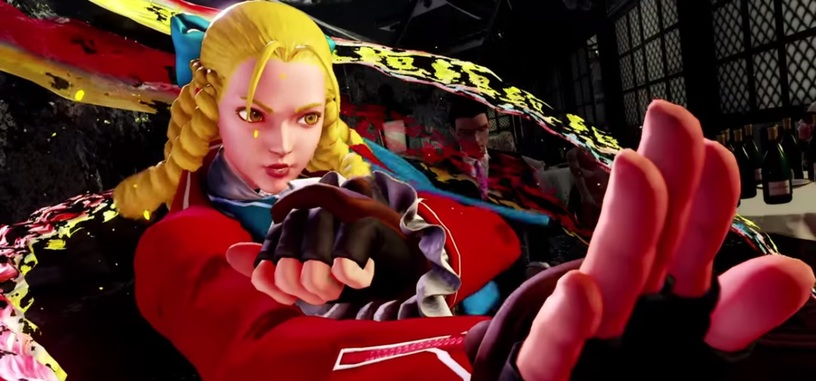 Karin, la luchadora de risa malvada, repite en 'Street Fighter V'