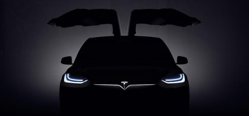 Tesla presentará oficialmente su Model X en un evento la próxima semana