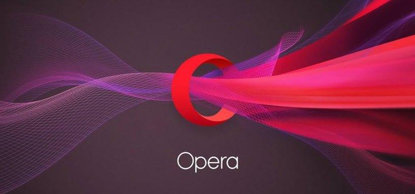La nueva versión de Opera con protección frente a criptominería web, ya disponible
