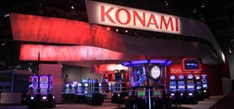 Konami desmiente que vaya a abandonar el mercado de los juegos para consola