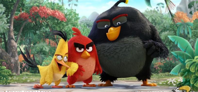 'Angry Birds: la película' cuenta con un nuevo tráiler