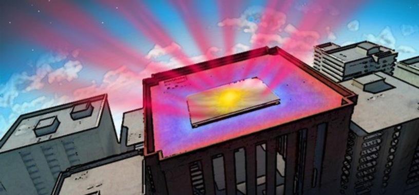 Un recubrimiento transparente permite enfriar los paneles solares para mejorar su eficiencia